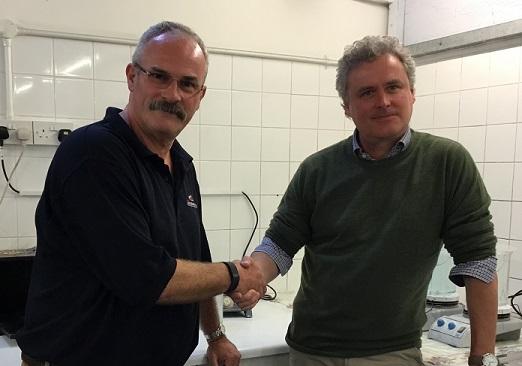 handshake Mark and Paul SMALL